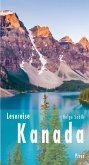 Lesereise Kanada (eBook, ePUB)