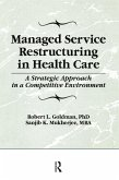Managed Service Restructuring in Health Care (eBook, PDF)