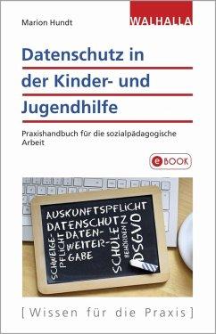 Datenschutz in der Kinder- und Jugendhilfe (eBook, ePUB) - Hundt, Marion