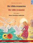 De vilda svanarna - De ville svanene (svenska - norska) (eBook, ePUB)