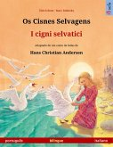 Os Cisnes Selvagens - I cigni selvatici (português - italiano) (eBook, ePUB)