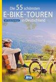 Die 55 schönsten E-Bike-Touren in Deutschland mit GPS-Tracks Download (eBook, ePUB)