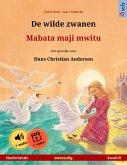 De wilde zwanen - Mabata maji mwitu (Nederlands - Swahili) (eBook, ePUB)
