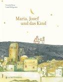 Maria, Josef und das Kind (Mängelexemplar)
