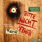 Feurig! / Bitte nicht öffnen Bd.4 (MP3-Download)