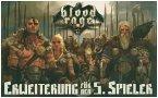 Asmodee CMN1000 - Blood Rage, 5th Player Expansion, 5. Erweiterung
