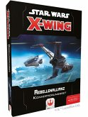 Star Wars X-Wing 2. Edition, Rebellenallianz Konvert.