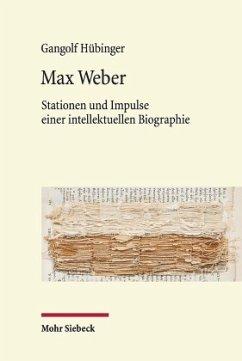 Max Weber - Hübinger, Gangolf