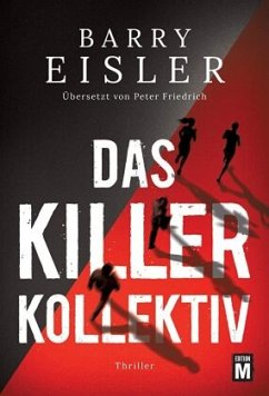 Das Killer-Kollektiv - Eisler, Barry