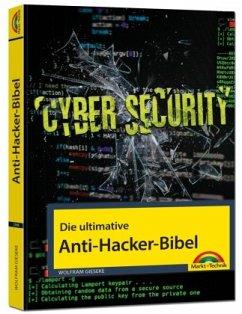 Die ultimative Anti Hacker Bibel - Gieseke, Wolfram
