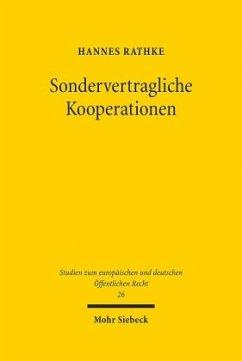Sondervertragliche Kooperationen - Rathke, Hannes