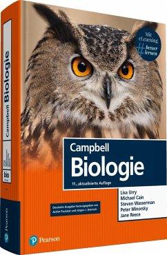 Campbell Biologie - Urry, Lisa A.; Cain, Michael L.; Wasserman, Steven A.; Minorsky, Peter V.; Reece, Jane B.