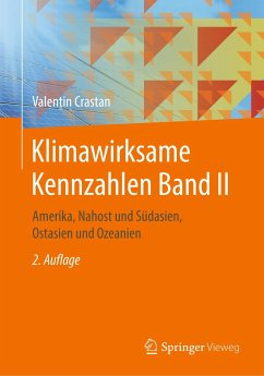 Klimawirksame Kennzahlen Band II - Crastan, Valentin