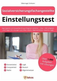 Sozialversicherungsfachangestellte Einstellungstest - Silbernagel, Philipp; Erdmann, Waldemar
