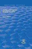 Studies in the Interwar European Economy (eBook, ePUB)