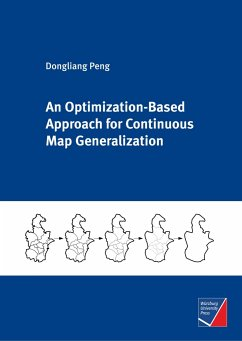 An Optimization-Based Approach for Continuous Map Generalization - Peng, Dongliang