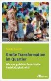 Große Transformation im Quartier (eBook, PDF)