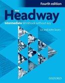New Headway Intermediate Workbook without Key & iChecker