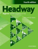 New Headway Beginner: Workbook without Key and iChecker Pack