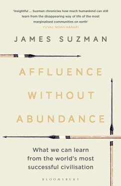 Affluence Without Abundance (eBook, ePUB) - Suzman, James