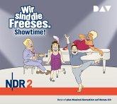 Wir sind die Freeses - Showtime!, 3 Audio-CDs