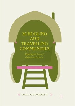 Schooling and Travelling Communities - Cudworth, Dave