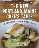 The New Portland, Maine, Chef's Table (eBook, ePUB)