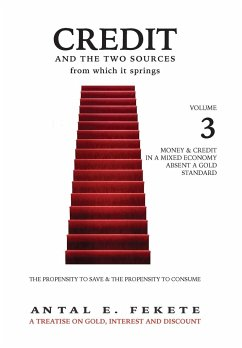 Credit And The Two Sources From Which It Springs - Volume III - Fekete, Antal E.