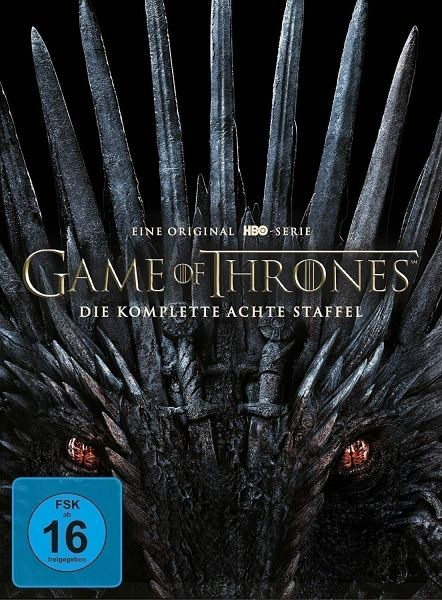 Game of Thrones - Staffel 8 (4 DVDs)
