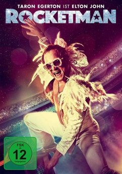 Rocketman (DVD) - Taron Egerton,Richard Madden,Bryce Dallas...