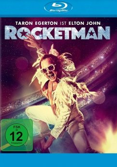 Rocketman (Blu-ray) - Taron Egerton,Richard Madden,Bryce Dallas...