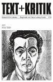 TEXT + KRITIK 223 - Ernst Toller (eBook, PDF)
