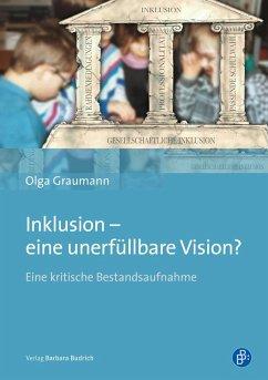 Inklusion - eine unerfüllbare Vision? (eBook, PDF) - Graumann, Olga