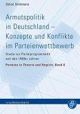 Armutspolitik in Deutschland - Konzepte und Konflikte im Parteienwettbewerb (eBook, PDF)