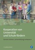 Kooperation von Universität und Schule fördern (eBook, PDF)