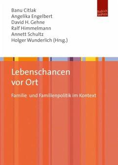 Lebenschancen vor Ort (eBook, PDF)