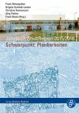 Jahrbuch StadtRegion 2015/2016 Planbarkeiten (eBook, PDF)