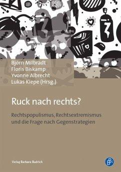 Ruck nach rechts? (eBook, PDF)