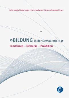 Bildung in der Demokratie II (eBook, PDF)