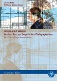 Umgang mit Wissen: Recherchen zur Empirie des Pädagogischen (eBook, PDF)