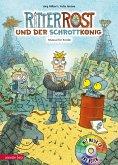 Ritter Rost und der Schrottkönig / Ritter Rost Bd.14 mit Audio-CD