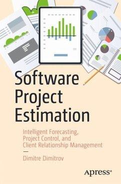 Software Project Estimation - Dimitrov, Dimitre