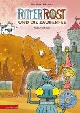 Ritter Rost und die Zauberfee / Ritter Rost Bd.11 mit Audio-CD