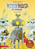 Ritter Rost ist krank / Ritter Rost Bd.10 mit Audio-CD