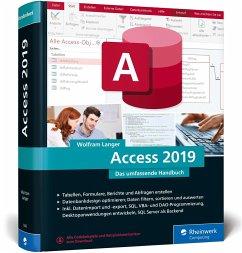 Access 2019 - Langer, Wolfram