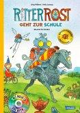 Ritter Rost geht zur Schule (limitierte Sonderausgabe) / Ritter Rost Bd.8 mit Audio-CD