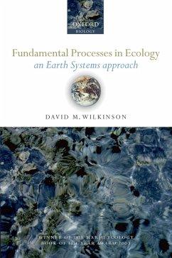 Fundamental Processes in Ecology (eBook, PDF) - Wilkinson, David M
