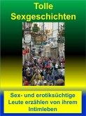 Tolle Sexgeschichten auf über 100 Seiten (eBook, ePUB)