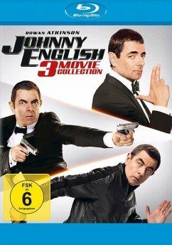 Johnny English 3-Movie Collection BLU-RAY Box - Atkinson,Rowan
