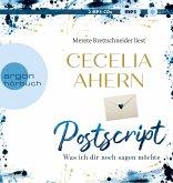 Postscript - Was ich dir noch sagen möchte / Holly Kennedy Bd.2 (6 Audio-CDs)